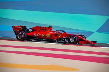 GP do Bahrein: Leclerc faz sua 1ª pole na F1, com novo recorde e dobradinha da Ferrari
