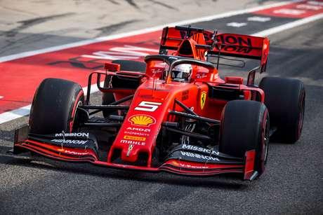 Ferrari não deve pedir para Charles Leclerc deixar Sebastian Vettel passar no Bahrein