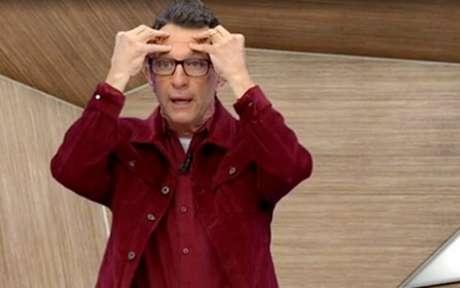 O polêmico apresentador Neto (Foto: Reprodução)