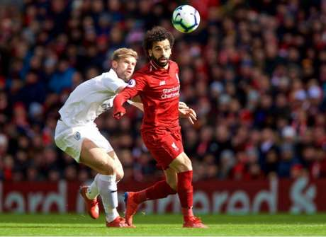 Salah é um dos destaques do Liverpool (Foto: Reprodução)