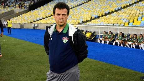 Fernando Diniz não gostou da mudança de datas na Copa do Brasil (Foto: MAILSON SANTANA/FLUMINENSE FC.)