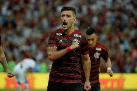 Arrascaeta tem 3 gols pelo Flamengo, dois contra o Vasco (Alexandre Vidal/Flamengo)
