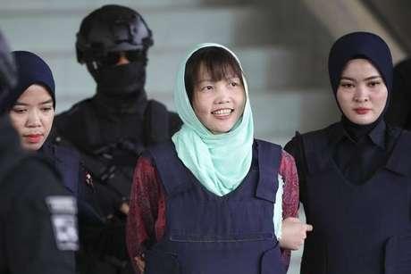 Suspeita de matar irmão de Kim Jong-un é condenada à prisão