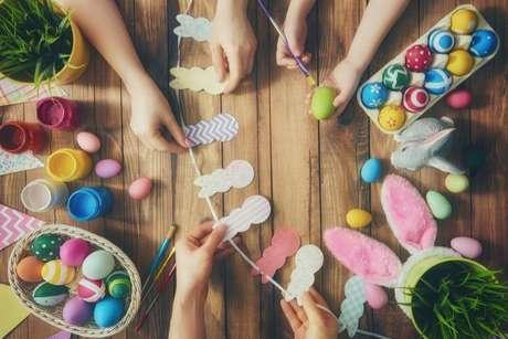 Decoração fácil para a mesa de Páscoa: veja as dicas