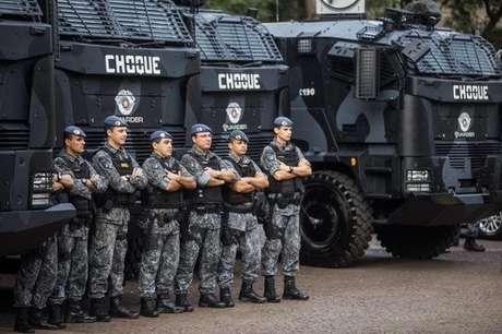 Em 2015, o governo de São Paulo comprou de Israel seis veículos blindados, conhecidos como 'caveirões'