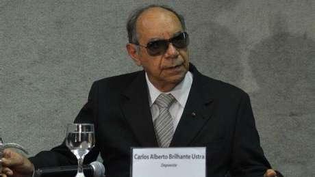 Coronel Carlos Alberto Brilhante Ustra foi o primeiro militar reconhecido pela Justiça brasileira como torturador