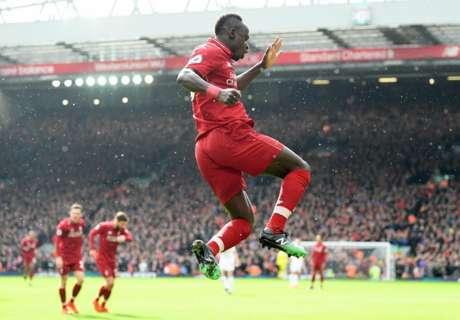 Mané tem brilhado na atual temporada do Liverpool (Foto: Reprodução)