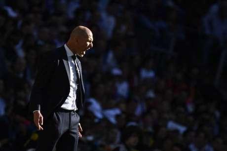 Zidane foi elogiado por CR7 (Foto: Gabriel Bouys / AFP)
