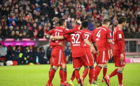 Bayern de Munique está em ascensão depois de um início de temporada ruim (Divulgação/Twitter)