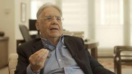 Bolsonaro não sabe o que fazer com o país porque não foi eleito com base em um projeto, diz FHC