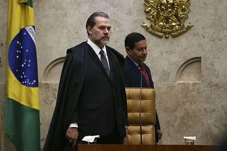 Ministro Dias Toffoli, presidente do Supremo Tribunal Federal (STF)
