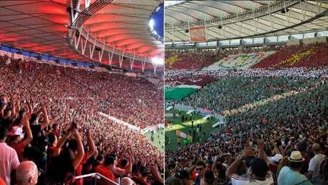 Fluminense e Flamengo se unem por acordo com o Governo(Foto: Reprodução)