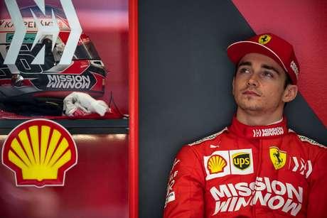 """Charles Leclerc é """"o cara"""" em que a Ferrari deve apostar, diz Cesare Fiorio"""