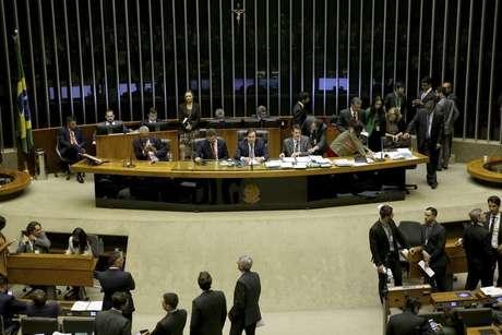 A reforma tributária é uma das bandeiras do MDB, partido do presidente da Câmara, Rodrigo Maia