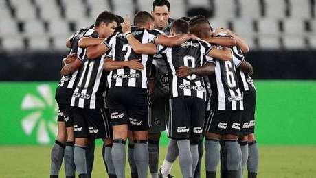 Botafogo só empata com o Juventude pela Copa do Brasil