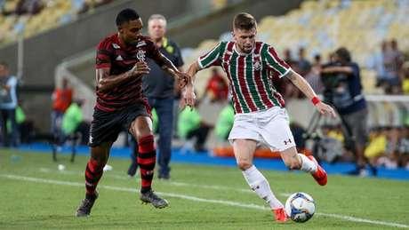 Fla-Flu deste sábado será o quarto clássico disputado neste ano (Foto: Lucas Merçon/Fluminense F.C.)