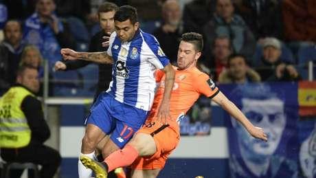 Porto derrota o Boavista e agora torce por um tropeço do Benfica (foto: MIGUEL RIOPA / AFP)