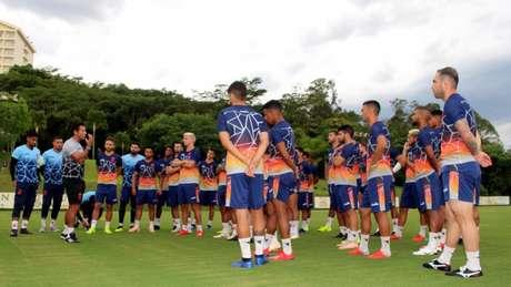 Vasco enfrenta o Bangu na semifinal do Carioca (Foto: Carlos Gregório Jr/Vasco.com.br)