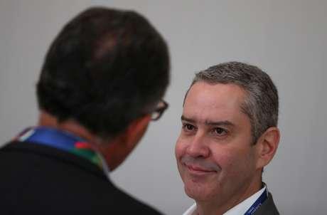 Rogério Caboclo assume presidência da CBF