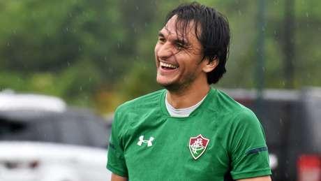 Ferraz se destaca no Flu (Foto: Mailson Santana/Fluminense FC)