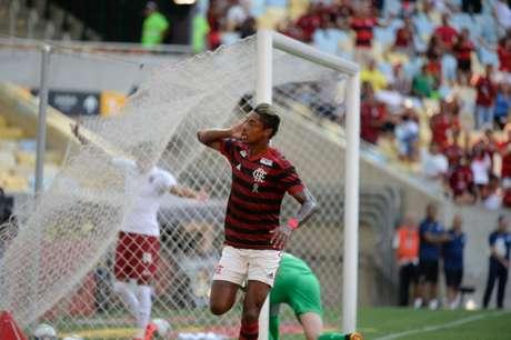 Bruno Henrique estará à disposição para a primeira final do Campeonato Carioca (Foto: Alexandre Vidal/Flamengo)