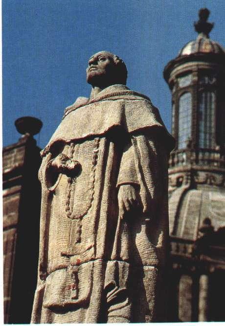 Bartolomeu de las Casas, apóstolo dos indígenas