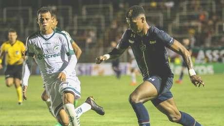 Primeiro duelo entre Fluminense e Luverdense terminou 0 a 0 (LUCAS MERÇON / FLUMINENSE F.C.)