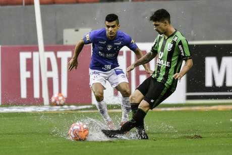 Egídio está crente numa boa jornada do Cruzeiro em busca da vitória e da classificação na Libertadores- Vinnicius Silva/Cruzeiro