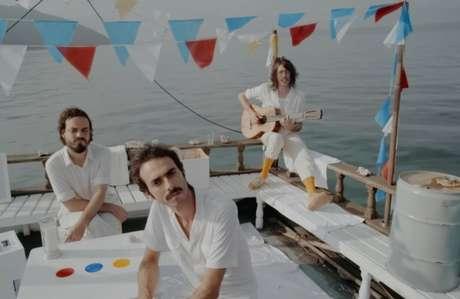A banda O Terno prepara o seu quarto disco de estúdio
