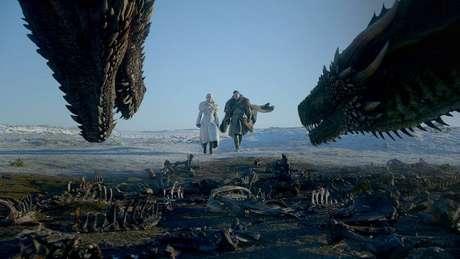 Última temporada de 'Game Of Thrones' estreia neste domingo, 14