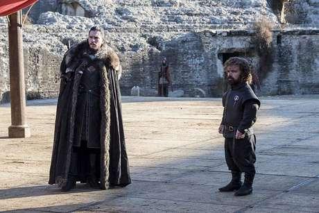 8ª temporada de 'Game of Thrones' estreia em 14 de abril.