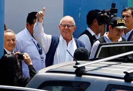 Ex-presidente do Peru Pedro Pablo Kuczynski 10/04/2019 REUTERS/Stringer