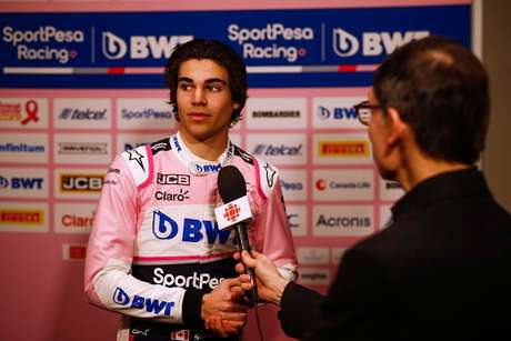 Stroll espera Racing Point mais competitiva na China