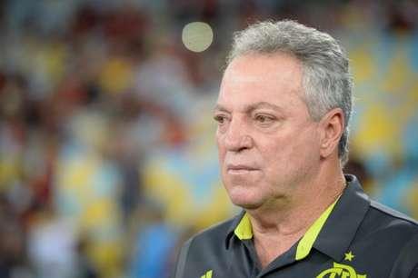 Vitória no Maracanã sobre o San José está nos planos de Abel Braga (Foto: Alexandre Vidal / Flamengo)