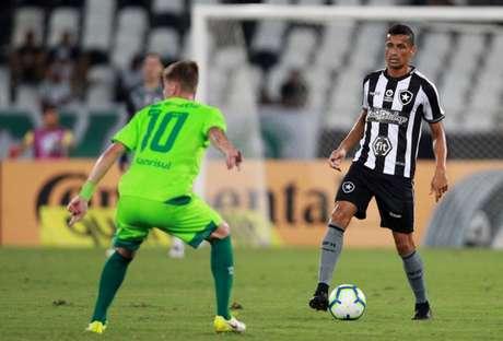Primeira partida terminou em 1 a 1 (Foto: Vitor Silva/SSPress/Botafogo)