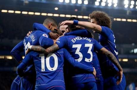 Chelsea quer o título europeu (Foto: Divulgação/Twitter Premier League)