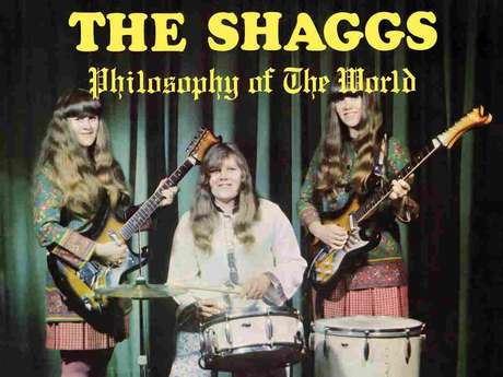 'Philosophy of the World', da banda The Shaggs, considerado o pior disco da história