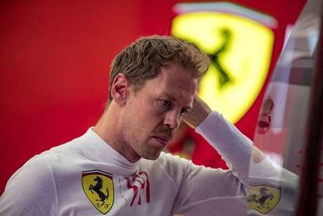 """Binotto sobre Vettel: """"Estamos dando tudo para que ele se sinta bem"""""""