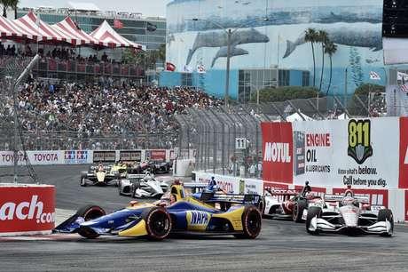 Grande Prêmio de Long Beach: confira os horários deste final de semana da IndyCar na Califórnia