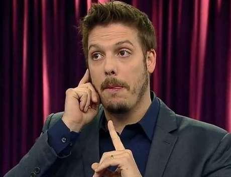 O apresentador e humorista Fábio Porchat.