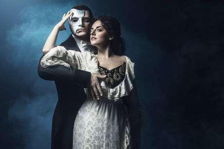 'O Fantasma da Ópera', uma das produções que contam com incentivos via Lei Rouanet