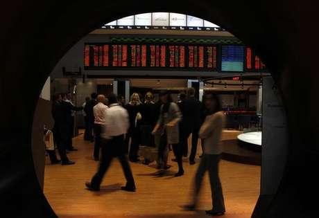 Bolsa de Valores de São Paulo 10/08/2011 REUTERS/Paulo Whitaker