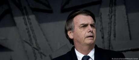 """Presidente Jair Bolsonaro foi escolhido pelam Câmara de Comércio Brasil-EUA como """"Pessoa do Ano"""""""