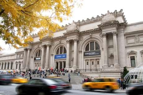 Museu de História Natural, em Nova York, nos Estados Unidos