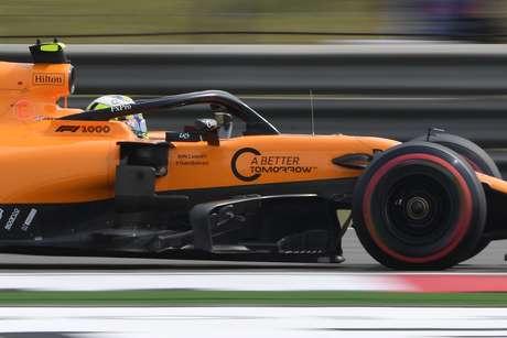 McLaren diz que não estão tão felizes como já estiveram