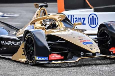 Andre Lotterer conquista sua primeira pole-position da carreira em Roma