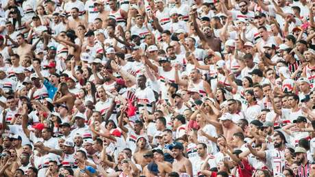 Torcida tricolor vai encher o Morumbi neste domingo - FOTO: Maurício Rummens/Fotoarena
