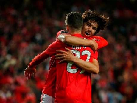 Divulgação/Twitter Benfica