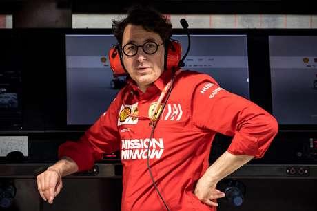 Ferrari nega afirmações de que Binotto estaria isolado dentro da equipe