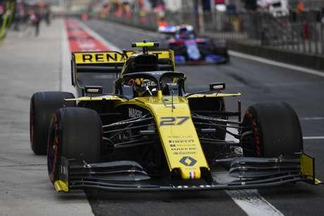 Renault tem o mesmo problema pela terceira corrida consecutiva
